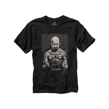 Camiseta Breaking Bad Heisenberg Jail