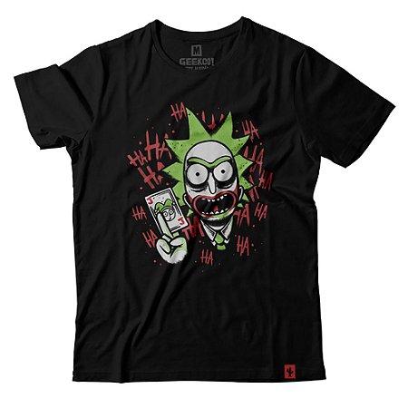 Camiseta Rick Serious