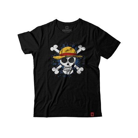 Camiseta One Piece Skull