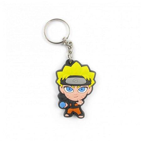 Chaveiro emborrachado Naruto II
