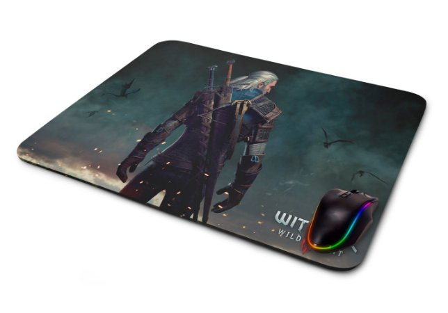 Mousepad Gamer The Witcher Gerald II