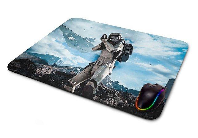 Mousepad Gamer StarWars Stormtrooper