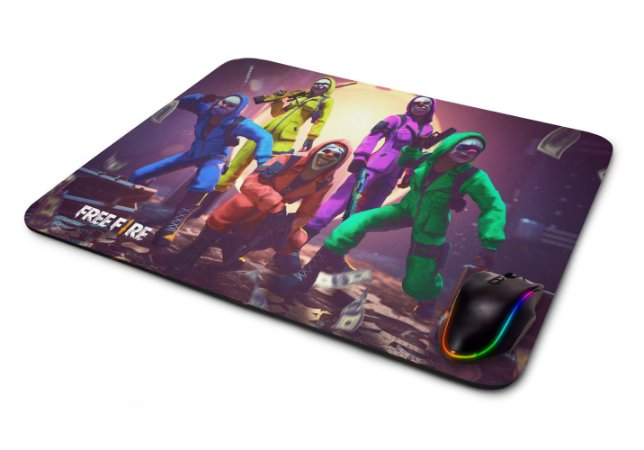 Mousepad Gamer Freefire