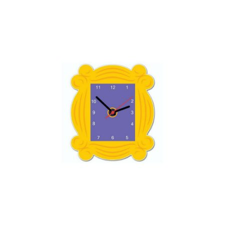 Relógio de Parede Quadro Friends