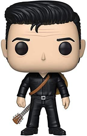 FUNKO JOHNNY CASH BLACK #116