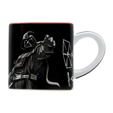 Caneca cubo Darth Vader - 300ml