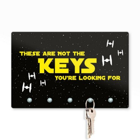 Porta Chaves Star Keys