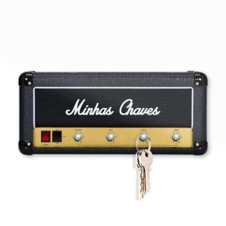 Porta Chaves Amplificador Minhas Chaves