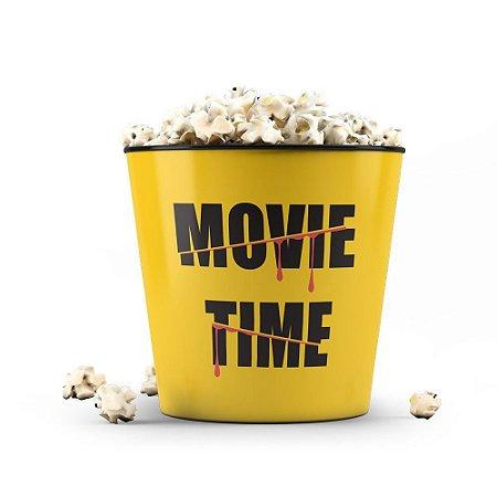 Balde de Pipoca Movie Time