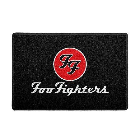 Capacho Foo Fighters Preto