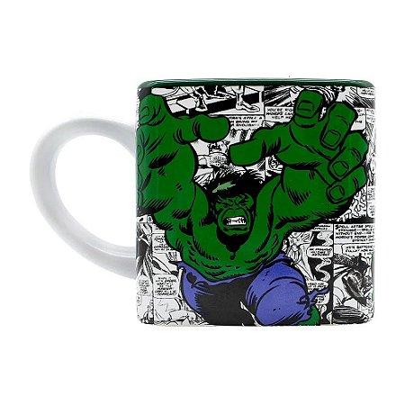Caneca Cubo Hulk