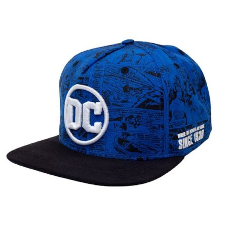 Boné Logo DC Comics