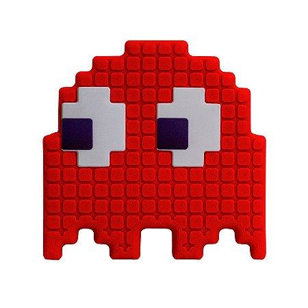 Luminária Pac Man Vermelho