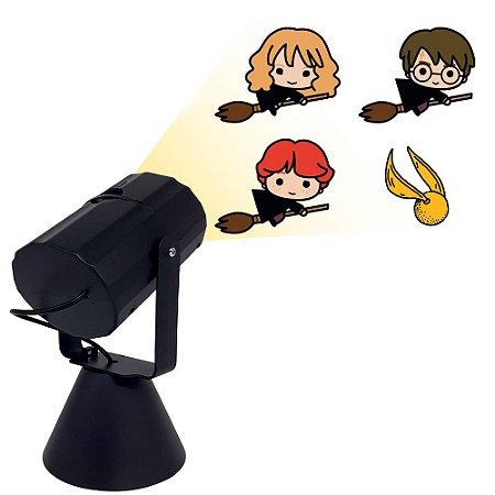 Luminária Projetor - Harry Potter
