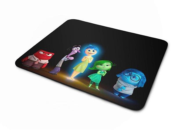Mousepad Divertidamente Personagens