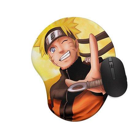 Mousepad Ergonômico Naruto