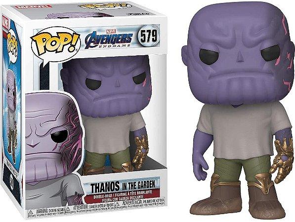 Funko Thanos In The Garden #579