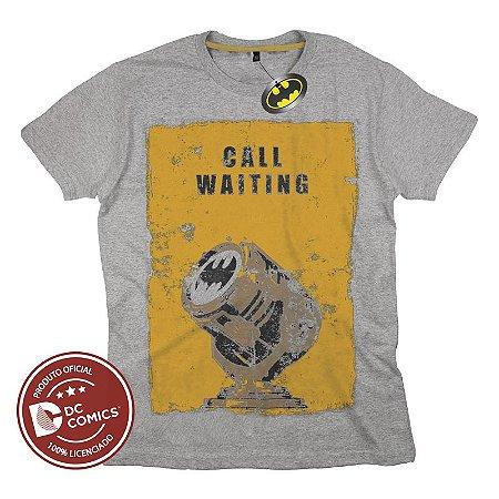 Camiseta Batman Call Waiting