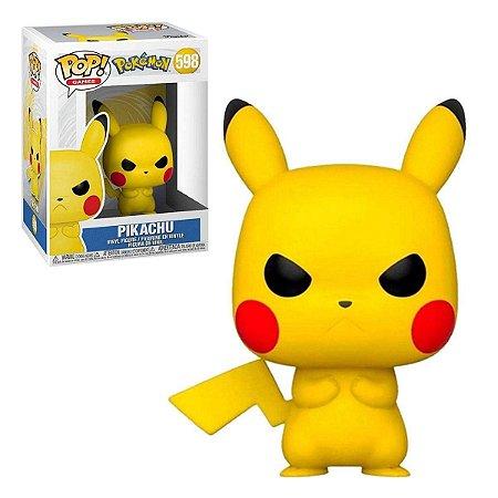 Funko Pokémon Grumpy Pikachu #598