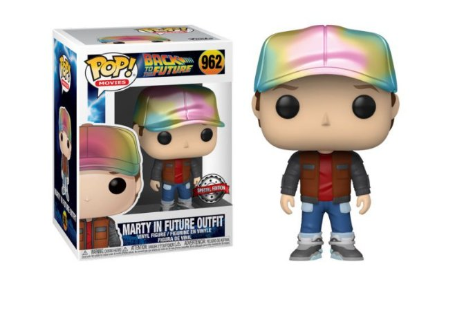 Funko Back To The Future Marty #962