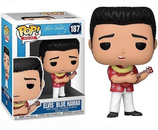 Funko Elvis Blue Hawaii #187