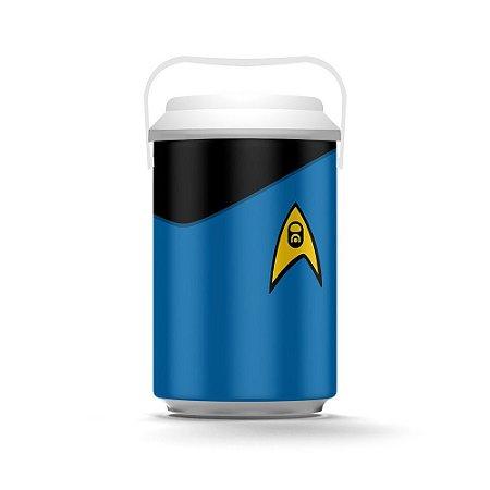 Cooler 10 latas Star Beers - Azul