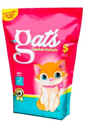 Granulado Sanitário Gats para Gatos - 4kg