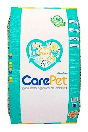 Granulado Sanitário CarePet Original para Gatos - 20Kg