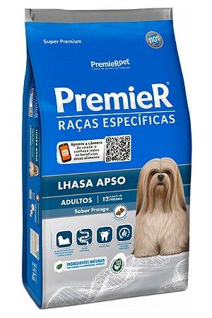 Ração Premier Raças Específicas Lhasa Apso para Cães Adultos Sabor Frango - 1kg
