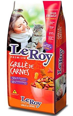 Ração LeRoy Grillè de Carnes - 7Kg