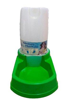 Bebedouro Automático 6,5 litros Praticão Verde - Alvorada