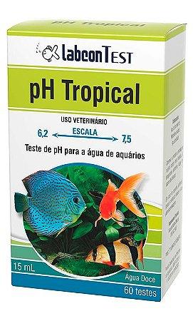 Alcon Labcon Test Ph Tropical - 15ml
