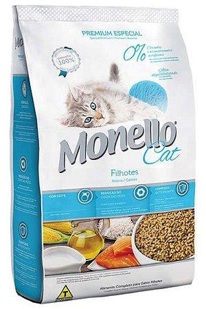 Ração Monello Cat Premium Especial para Gatos Filhotes - 1kg