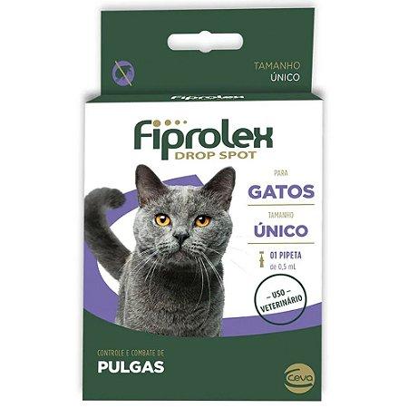 Antipulgas Fiprolex Drop Spot Ceva para Gatos