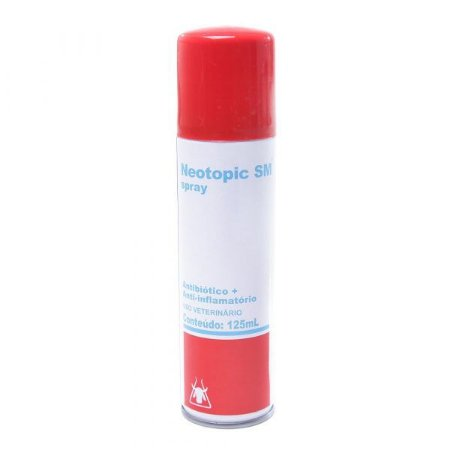 Neotopic SM Spray 125ml