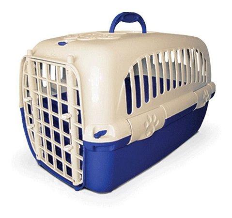 Caixa De Transporte para Cães e Gatos Travel Pet No1 - Plast Pet