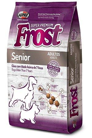 Ração Frost Senior Super Premium para Cães Adultos Todas as Raças - 15Kg