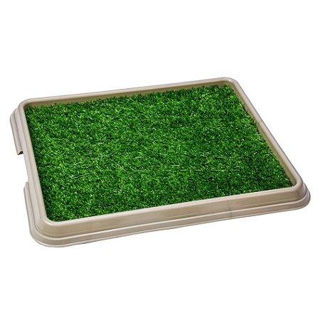 Sanitário Higiênico Pet Injet Xixi Green para Cães