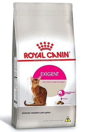 Ração Royal Canin Exigent para Gatos Adultos com Paladar Exigente - 7,5Kg