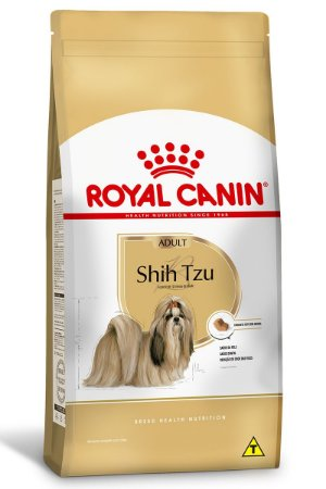 Ração Royal Canin para Cães Adultos da Raça Shih Tzu - 1Kg ou 2,5Kg