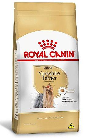 Ração Royal Canin para Cães Adultos da Raça Yorkshire Terrier - 1Kg ou 2,5Kg