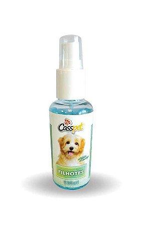 Deo Colonia Spray Casspet para Cães Filhotes - 110ml