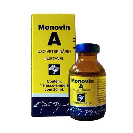 Monovin A - frasco-ampola com 20ml