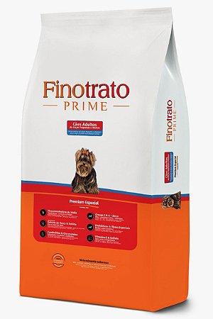 Ração Finotrato Prime Premium Especial para Cães Adultos de Raças Pequenas e Médias - 10kg