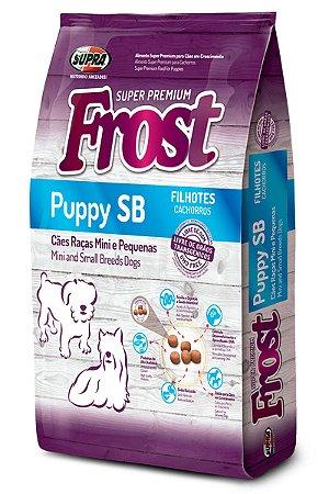 Ração Frost Puppy SB Super Premium Raças Pequenas e Médias para Cães Filhotes - 15kg