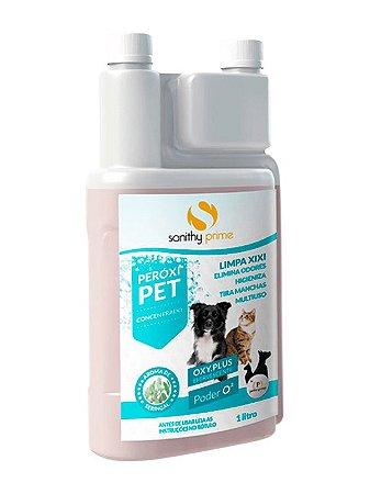Limpa Xixi Peroxi Pet Concentrado Seringal - 1L