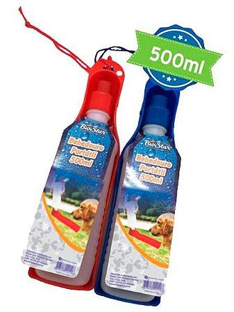 Bebedouro Portatil BioStar para Cães - 500ML