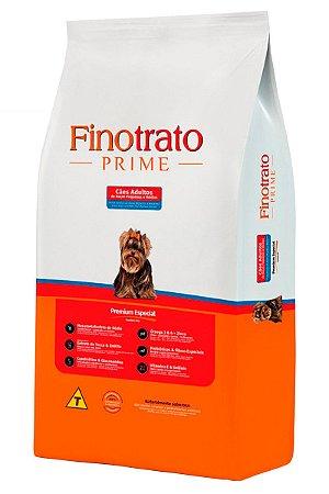 Ração Finotrato Prime Premium Especial para Cães Adultos de Raças Pequenas e Médias - 10,1kg ou 15Kg