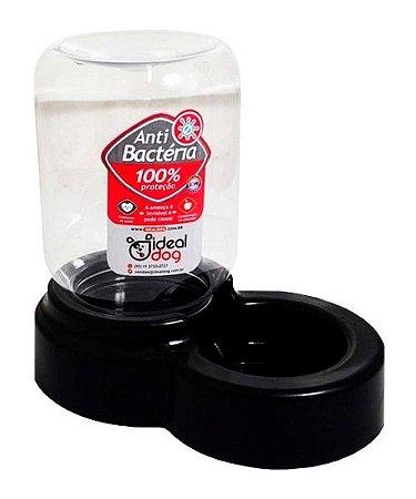 Bebedouro Automático Mini Ideal Dog Antibactéria - 3L