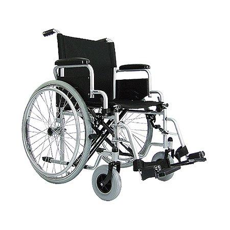 Cadeira De Rodas Adulto Em Aço Europa Frankfurt T18 Praxis